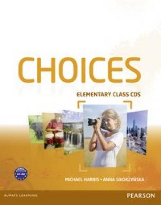 CHOICES ELEMENTARY CLASS AUDIO CD