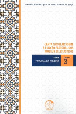 COLEÇÃO PASTORAL DA CULTURA VOL. 03