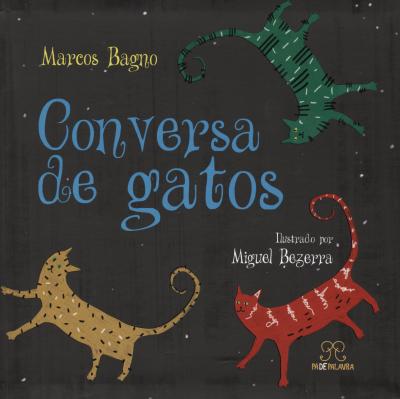 CONVERSA DE GATOS - COL.PARABOLA MIRIM