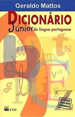DICIONÁRIO JUNIOR DA LÍNG.PORT/MERCADO- V.U.