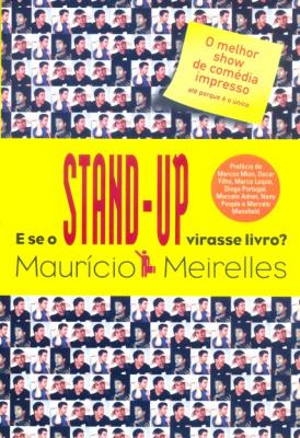 E SE O STAND UP VIRASSE LIVRO