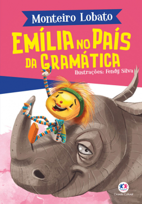 EMÍLIA NO PAÍS DA GRAMÁTICA