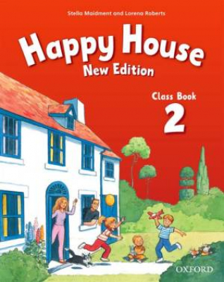 HAPPY HOUSE 2 (NEW EDITION) CLASS BOOK
