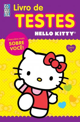 HELLO KITTY - VOL. 1 - LIVRO DE TESTES
