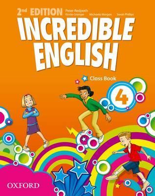 INCREDIBLE ENGLISH 4 CB - 2ND ED