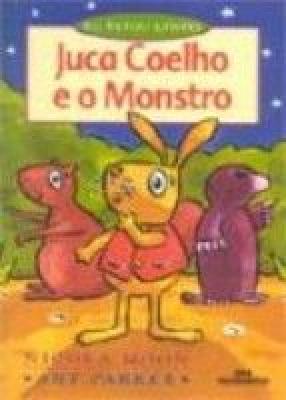 JUCA COELHO E O MONSTRO - SERIE EU ESTOU LENDO - 1