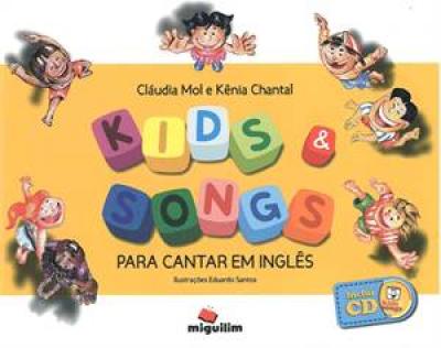 KIDS & SONGS PARA CANTAR EM INGLÊS
