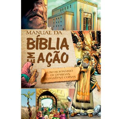 MANUAL DA BIBLIA EM ACAO