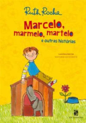 MARCELO MARMELO MARTELO ED3