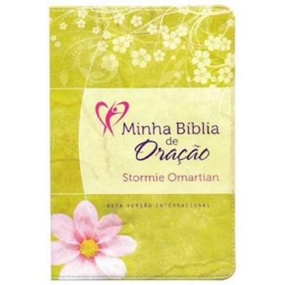 MINHA BÍBLIA DE ORAÇÃO NVI - FLORES