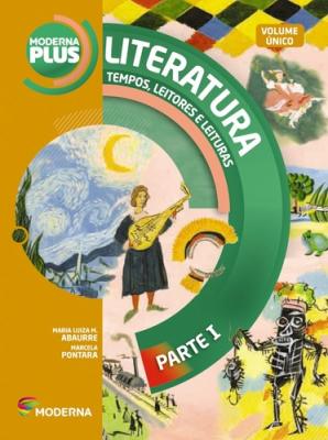 MODERNA PLUS LITERATURA -  TEMPOS LEITORES ED3