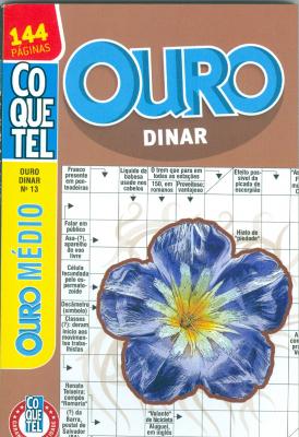 NÍVEL MÉDIO OURO - DINAR Nº 13