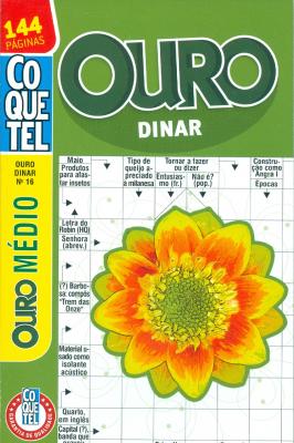 NÍVEL MÉDIO OURO - DINAR Nº 16