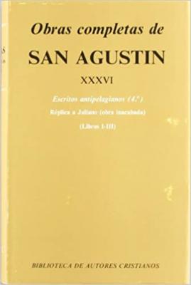 OBRAS COMPLETAS DE SAN AGUSTIN XXXVI - 1ª