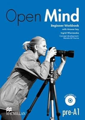 OPEN MIND BEGINNER WB WITH ANSWER KEY