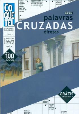 PALAVRAS CRUZADAS DIRETAS - DIFÍCIL LIVRO 2
