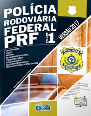POLÍCIA RODOVIÁRIA FEDERAL - VOL. 1