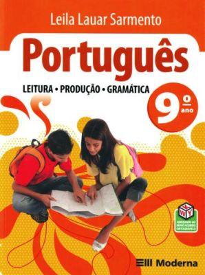PORTUGUES - LEITURA, PRODUÇAO, GRAMATICA 9º ANO