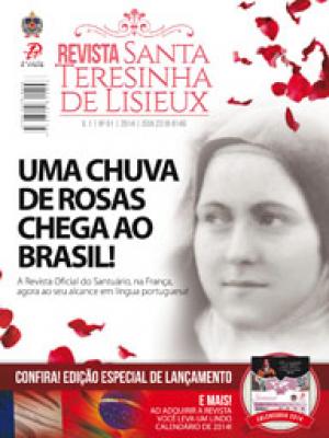 REVISTA SANTA TERESINHA DE LISIEUX - V.1 - NUMERO 01 - 1ª
