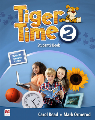 TIGER TIME 2 SB WITH EBOOK PACK