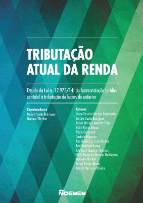 TRIBUTAÇÃO ATUAL DA RENDA