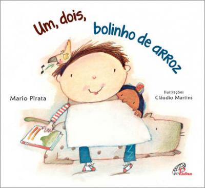 UM, DOIS, BOLINHOS DE ARROZ