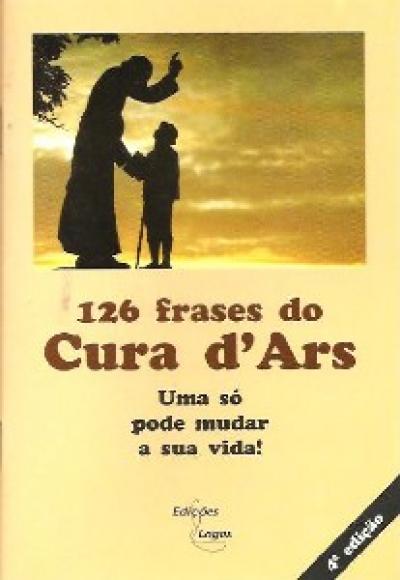 126 FRASES DO CURA DARS - UMA SO PODE MUDAR SUA VIDA!