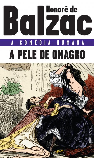 A PELE DE ONAGRO - Vol. 686