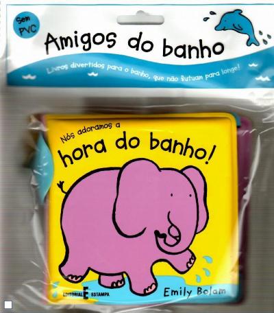 ADORAMOS A HORA DO BANHO, NOS