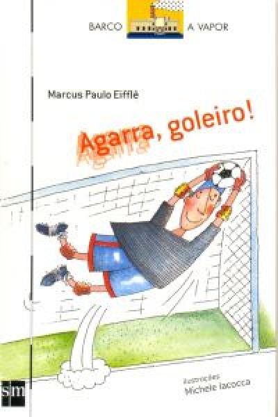 AGARRA - GOLEIRO