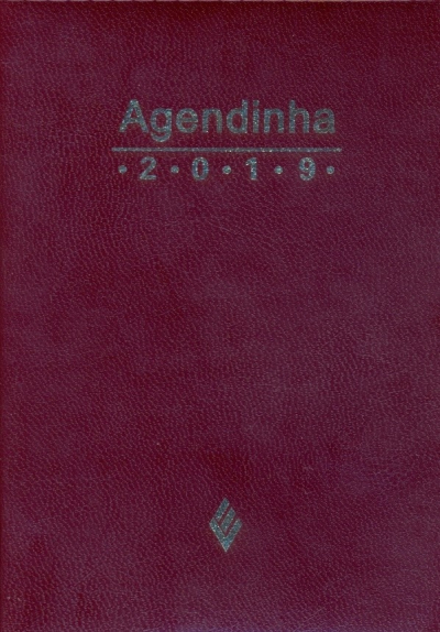 AGENDA SIMPLES 2019 - VINHO