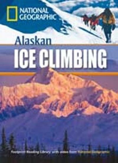 ALASKAN ICE CLIMBING - WITH MULTI-ROM - BRITISH ENGLISH - LEVEL 1 - 800 A2