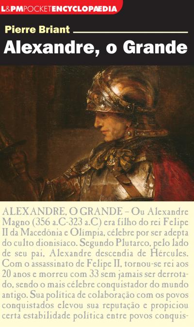 ALEXANDRE, O GRANDE - Vol. 862
