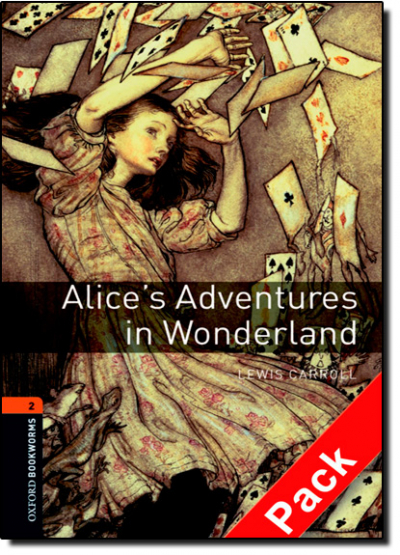ALICES ADVENTURE IN WONDERLAND - CD PACK LEVEL 2