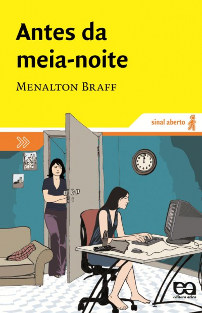 ANTES DA MEIA-NOITE