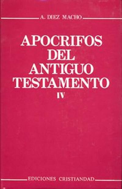 APOCRIFOS DEL ANTIGUO TESTAMENTO IV