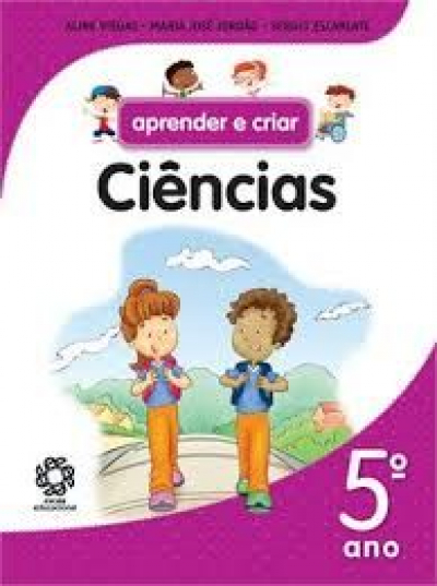 APRENDER E CRIAR CIENCIAS 5º ANO - 1º