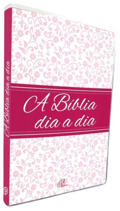 BÍBLIA DIA A DIA 2020 - CAPA CRISTAL - FEMININA