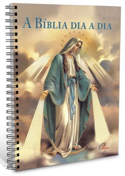 BÍBLIA DIA A DIA 2020 - WIRE-O - NOSSA SENHORA