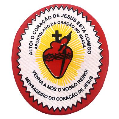BENTINHO APOSTOLADO CORAÇÃO OVAL