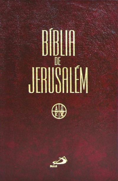 BIBLIA DE JERUSALEM - MEDIA ZIPER