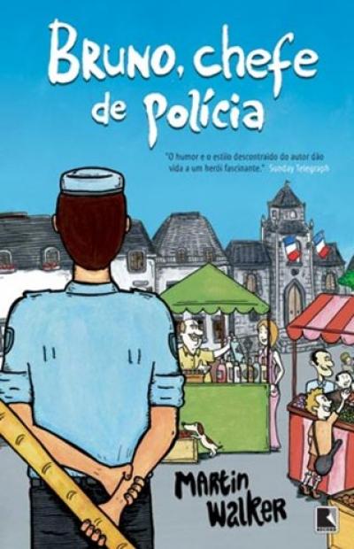 BRUNO, CHEFE DE POLÍCIA