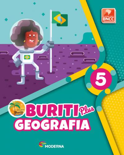 BURITI PLUS GEOGRAFIA - 5º ANO