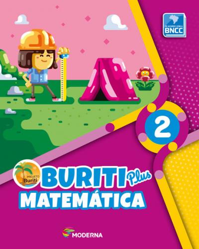 BURITI PLUS MATEMÁTICA - 2º ANO