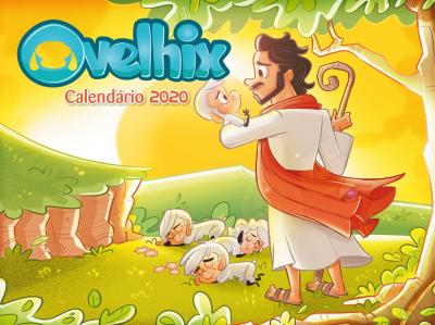 CALENDÁRIO OVELHIX