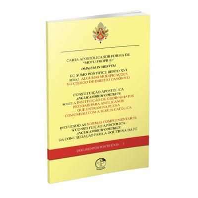 CARTA ENCICLICA - OMNIUM IN MENTEM - 1ª