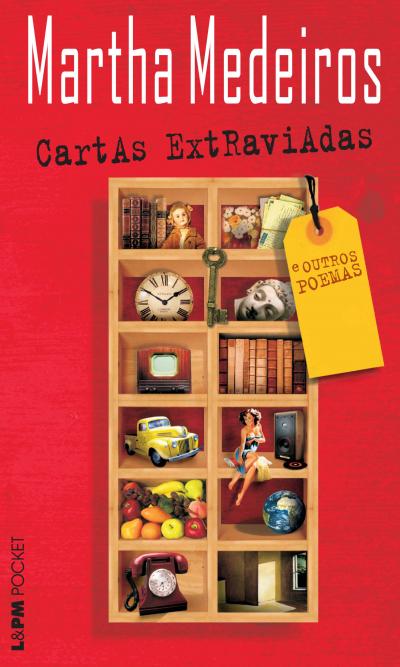 CARTAS EXTRAVIADAS E OUTROS POEMAS - Vol. 832