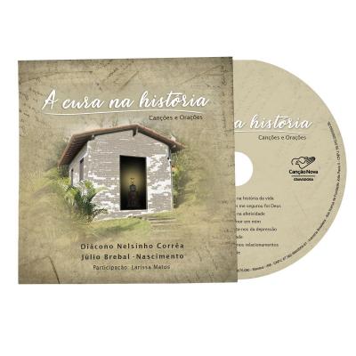 CD A CURA NA HISTÓRIA