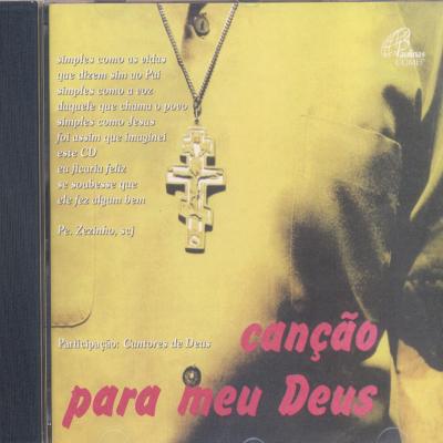CD CANCAO PARA MEU DEUS