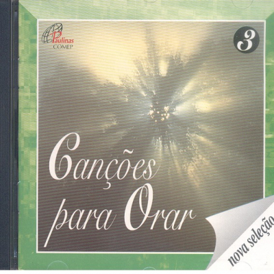 CD CANCOES PARA ORAR 3